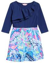 Lilly Pulitzer R) Hazel Fit & Flare Dress
