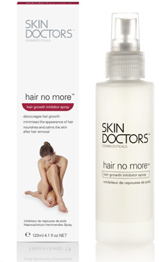 Skin Doctors Hair No More Growth Inhibitor Spray 120ml