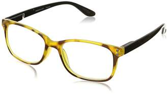 Peepers Unisex-Adult Snap to It 203300 Square Reading Glasses
