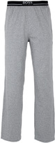 Boss Light Grey Marl Comfort Jersey Pyjama Bottoms