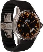 Marvin C 1850 Origin Orange Hands/Black Dial