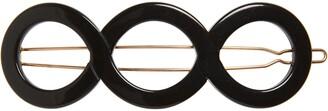 France Luxe Triple Circle Tige Boule Barrette