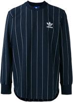 adidas striped logo top - men - Cotton - XL