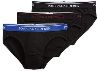 Ralph Lauren Stretch Cotton Brief 3-Pack