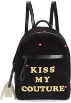 Juicy Couture Kiss My Couture Backpack