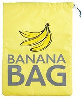 "Kitchen Craft Stay-Fresh Banana Preserving Storage Bag, 38 x 28 cm (15"" x 11"") - Yellow"