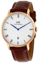 Daniel Wellington Dapper Bristol 1103DW Men's Rose Gold-Tone Stainless Steel Watch