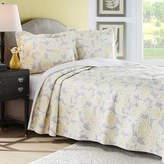 Laura Ashley Joy Floral Quilt Set