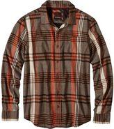 Prana Men's Delaney Button Down Plaid Shirt