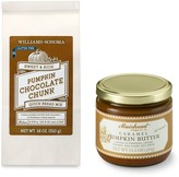 Williams-Sonoma Gluten-Free Pumpkin Chocolate Quick Bread & Pumpkin Caramel Butter