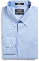 Nordstrom Classic Fit Non-Iron Solid Dress Shirt
