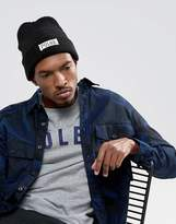 Poler Workerman Beanie in Black