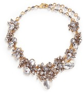 Erickson Beamon 'Valley of the Dolls' Swarovski crystal cluster necklace
