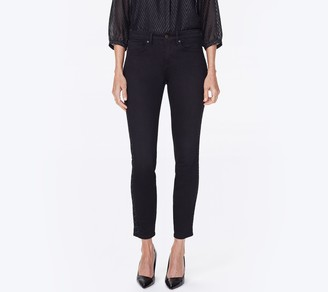 NYDJ Ami Skinny Jeans with Crisscross Side Seams