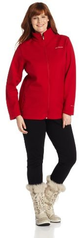 Columbia Women's Big Kruser Ridge Softshell Jacket