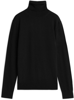 Arket Merino Roll-Neck Jumper