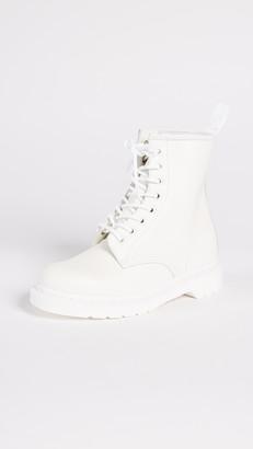 Dr. Martens 1460 Mono 8 Eye Boots