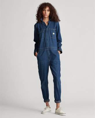 Ralph Lauren Denim Coverall