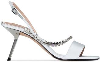 Ballin Alchimia Di Pethia slanted sandals
