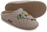 Giesswein Harpswell Boiled Wool Slippers (For Women)