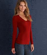 Merino U-Neck Sweater
