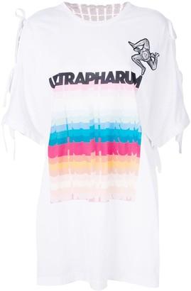 Marco De Vincenzo colour-block print T-shirt