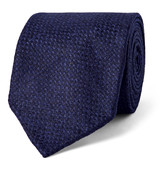 Drake's - 8cm Wool And Cashmere-blend Tie
