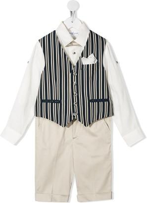 Colorichiari Three Piece Trouser Set