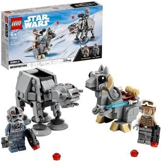 Lego Star Wars AT-AT vs. Tauntaun Microfighters 75298