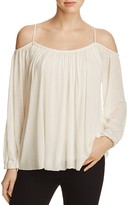 Bailey 44 Traveler Cold Shoulder Top