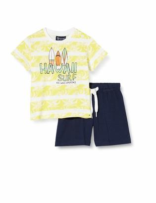 Brums Baby Boys' Completo 2 Pz T-Shirt + Bermuda Clothing Set