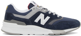 New Balance Navy 997H Sneakers