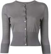N.Peal cashmere button up cardigan