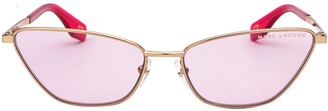 Marc Jacobs Eyewear Cat Eye Sunglasses