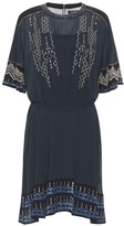 Isabel Marant Camelia silk-crApe dress