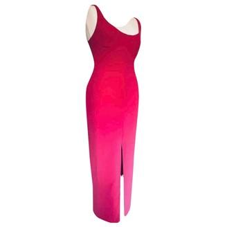 Bec & Bridge Pink Polyester Dresses