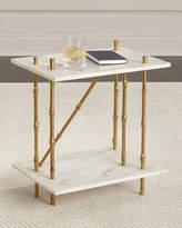 Ambella Bruner Marble Side Table