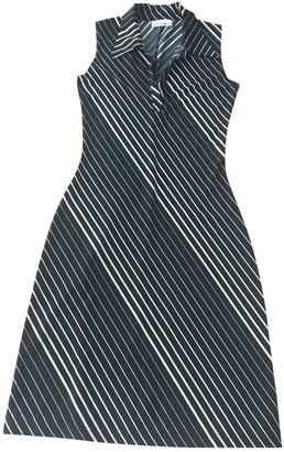 Comma Multicolour Polyester Dresses