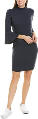 Michael Stars Bell Sleeve Sheath Dress