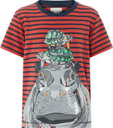 Monsoon Kevin Hippo Short Sleeve Pop Up Tee