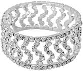 Crystal Allure Twist Stretch Bracelet