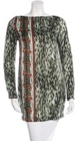 Suno Printed Long Sleeve Tunic w/ Tags