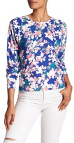 Tracy Reese Floral Cardigan