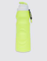 M&S Collection Silicon Water Bottle