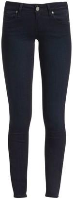 Paige Verdugo Skinny Dark Wash Jeans