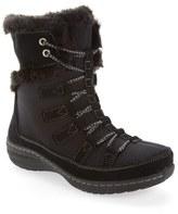 Aetrex Waterproof Faux Fur Trim Boot