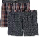 Skiny Men's 086360 Boxer Shorts,M pack of 2