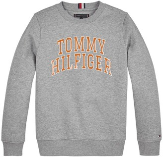 Tommy Hilfiger Cotton Mix Sweatshirt, 10-16 Years