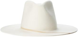 Janessa Leone Miller Wool Wide-Brim Hat
