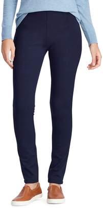 Chaps Petite Mid-Rise Ponte Pants